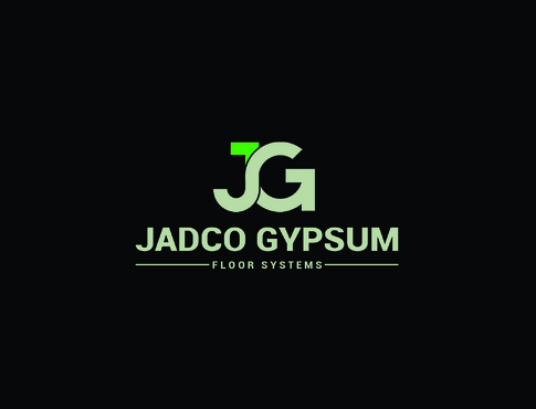 Jadco Gypsum Floor Systems  A Logo, Monogram, or Icon  Draft # 162 by Lokeydesign