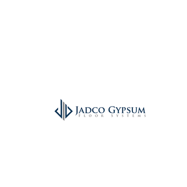 Jadco Gypsum Floor Systems  A Logo, Monogram, or Icon  Draft # 171 by TheAnsw3r