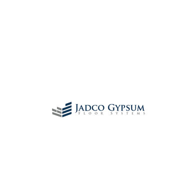 Jadco Gypsum Floor Systems  A Logo, Monogram, or Icon  Draft # 173 by TheAnsw3r