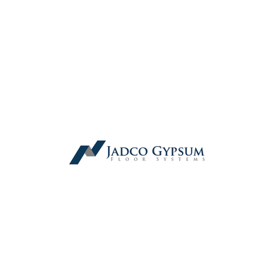 Jadco Gypsum Floor Systems  A Logo, Monogram, or Icon  Draft # 174 by TheAnsw3r