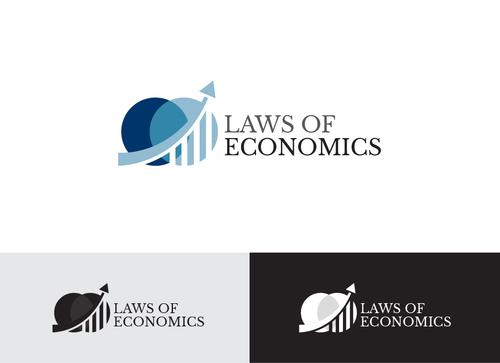 Laws of Economics A Logo, Monogram, or Icon  Draft # 80 by Adwebicon