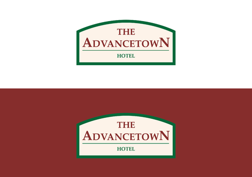 THE ADVANCETOWN HOTEL  A Logo, Monogram, or Icon  Draft # 24 by JuloMN