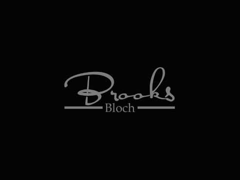 Brooks Bloch A Logo, Monogram, or Icon  Draft # 330 by AstridDesign