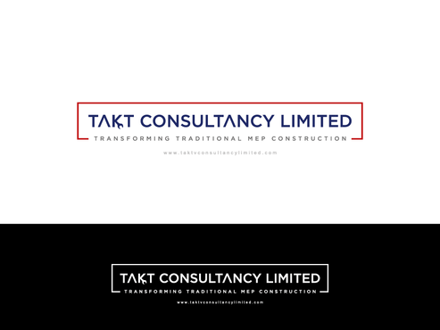 TAKT Consultancy Limited A Logo, Monogram, or Icon  Draft # 303 by Chlong2x
