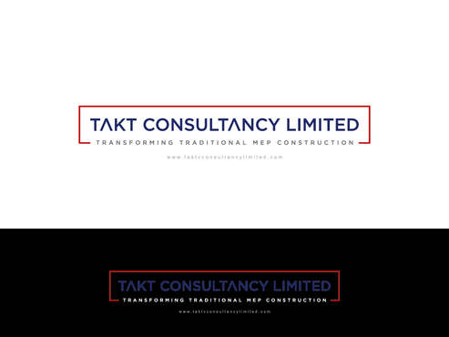 TAKT Consultancy Limited A Logo, Monogram, or Icon  Draft # 304 by Chlong2x