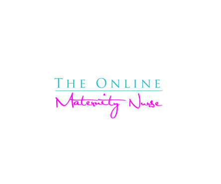The Online Maternity Nurse A Logo, Monogram, or Icon  Draft # 178 by shivabomma
