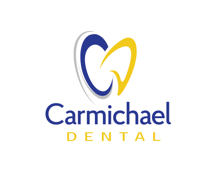 Carmichael Dental  A Logo, Monogram, or Icon  Draft # 70 by EXPartLogo