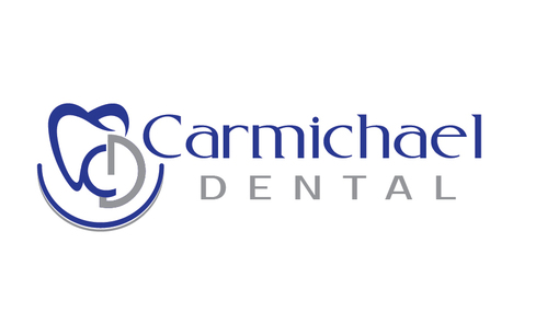 Carmichael Dental  A Logo, Monogram, or Icon  Draft # 71 by EXPartLogo
