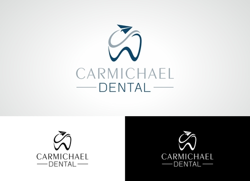 Carmichael Dental  A Logo, Monogram, or Icon  Draft # 72 by Adwebicon