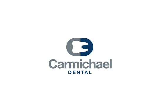 Carmichael Dental  A Logo, Monogram, or Icon  Draft # 75 by Harni