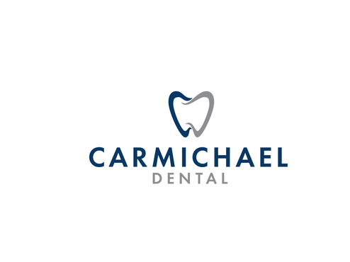 Carmichael Dental  A Logo, Monogram, or Icon  Draft # 76 by Harni