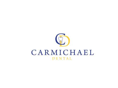 Carmichael Dental  A Logo, Monogram, or Icon  Draft # 78 by Harni