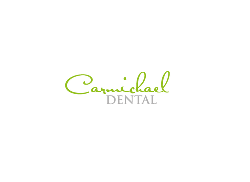Carmichael Dental  A Logo, Monogram, or Icon  Draft # 79 by muhammadrashid