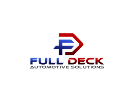 Full Deck Automotive Solutions A Logo, Monogram, or Icon  Draft # 19 by designviktor