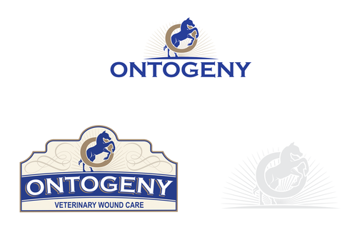 Ontogeny Logo Winning Design by mnorth