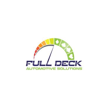 Full Deck Automotive Solutions A Logo, Monogram, or Icon  Draft # 34 by jhunzkie24