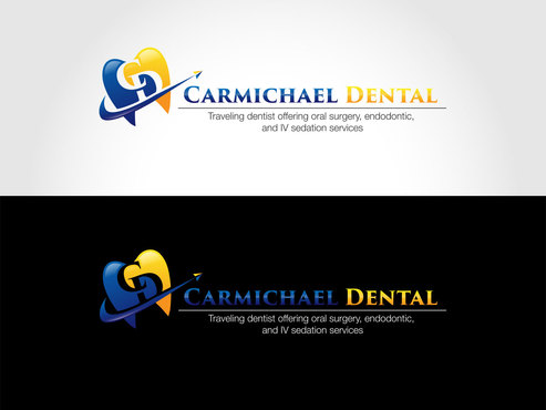 Carmichael Dental  A Logo, Monogram, or Icon  Draft # 93 by LogoSmith2