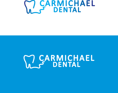 Carmichael Dental  A Logo, Monogram, or Icon  Draft # 94 by FiddlinNita