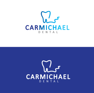 Carmichael Dental  A Logo, Monogram, or Icon  Draft # 95 by FiddlinNita