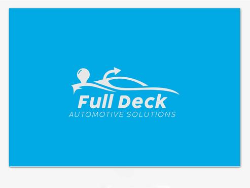 Full Deck Automotive Solutions A Logo, Monogram, or Icon  Draft # 51 by LongliveUS