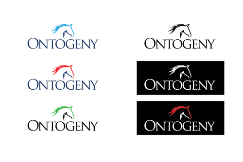 Ontogeny A Logo, Monogram, or Icon  Draft # 56 by TheTanveer
