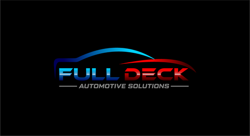 Full Deck Automotive Solutions A Logo, Monogram, or Icon  Draft # 52 by Samdesigns