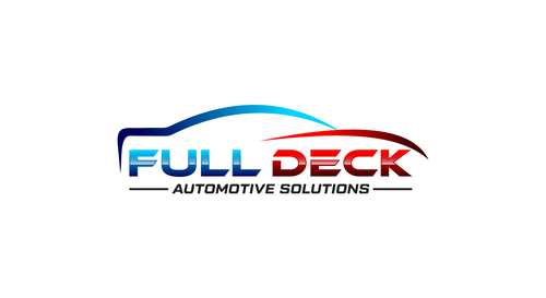 Full Deck Automotive Solutions A Logo, Monogram, or Icon  Draft # 53 by Samdesigns