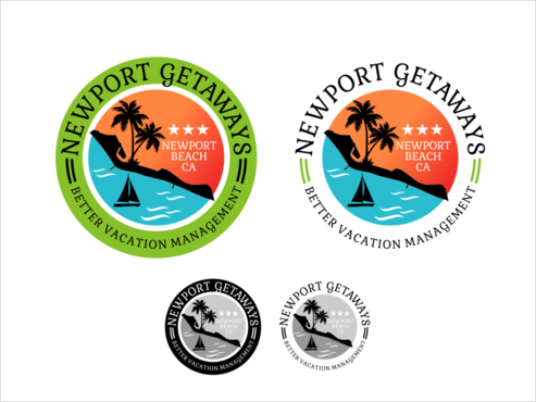 Newport Getaways  A Logo, Monogram, or Icon  Draft # 13 by thebullet