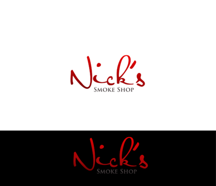 Nick's Smoke Shop A Logo, Monogram, or Icon  Draft # 97 by B4BEST