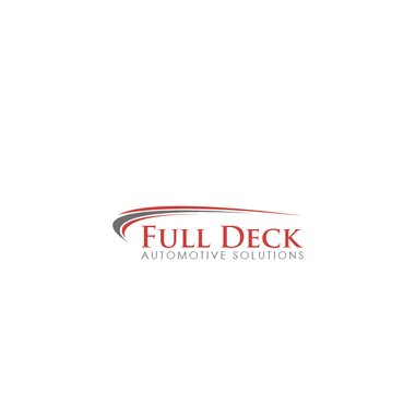 Full Deck Automotive Solutions A Logo, Monogram, or Icon  Draft # 57 by TheAnsw3r
