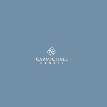 Carmichael Dental  A Logo, Monogram, or Icon  Draft # 111 by Artisi
