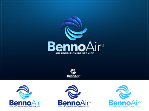 BennoAir  A Logo, Monogram, or Icon  Draft # 101 by antoneofull