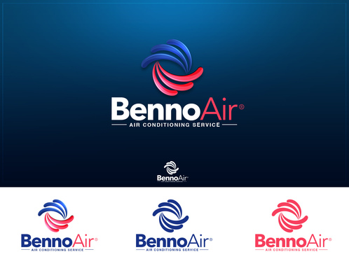 BennoAir  A Logo, Monogram, or Icon  Draft # 102 by antoneofull