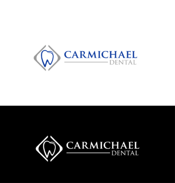 Carmichael Dental  A Logo, Monogram, or Icon  Draft # 114 by jynemaze