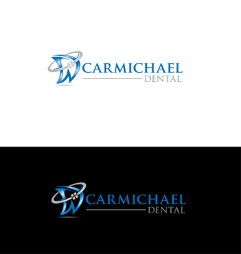 Carmichael Dental  A Logo, Monogram, or Icon  Draft # 115 by jynemaze