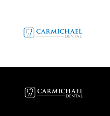 Carmichael Dental  A Logo, Monogram, or Icon  Draft # 116 by jynemaze