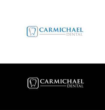 Carmichael Dental  A Logo, Monogram, or Icon  Draft # 117 by jynemaze