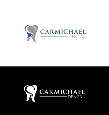 Carmichael Dental  A Logo, Monogram, or Icon  Draft # 119 by jynemaze
