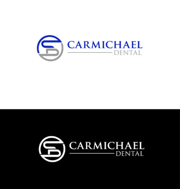 Carmichael Dental  A Logo, Monogram, or Icon  Draft # 121 by jynemaze