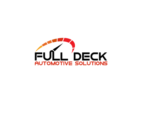 Full Deck Automotive Solutions A Logo, Monogram, or Icon  Draft # 64 by zabar