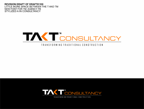 TAKT Consultancy Limited Logo Winning Design by HandsomeRomeo