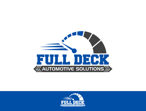 Full Deck Automotive Solutions A Logo, Monogram, or Icon  Draft # 68 by LOVEDESIGN