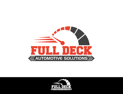 Full Deck Automotive Solutions A Logo, Monogram, or Icon  Draft # 69 by LOVEDESIGN