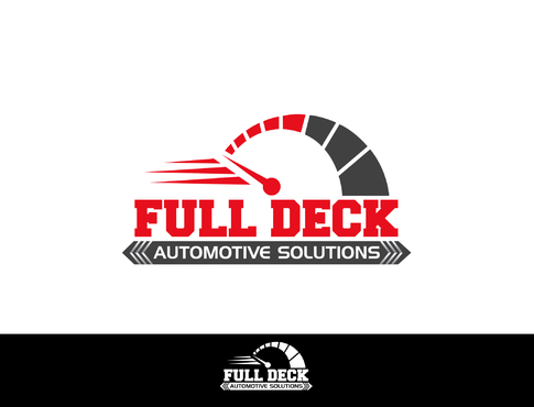 Full Deck Automotive Solutions A Logo, Monogram, or Icon  Draft # 70 by LOVEDESIGN