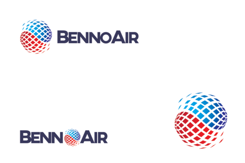 BennoAir  A Logo, Monogram, or Icon  Draft # 108 by patrickpamittan