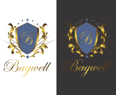 B (and whatever part of Bagwell designer creates) A Logo, Monogram, or Icon  Draft # 15 by IlhamPatapangDesign