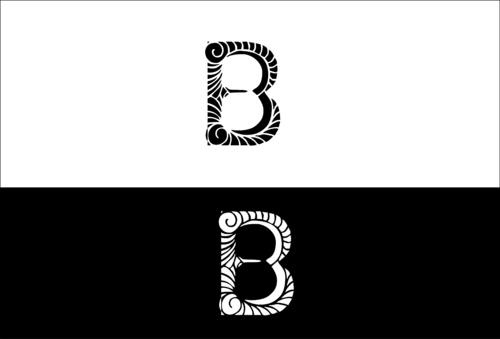B (and whatever part of Bagwell designer creates) A Logo, Monogram, or Icon  Draft # 16 by jackHmill