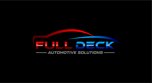 Full Deck Automotive Solutions A Logo, Monogram, or Icon  Draft # 72 by Samdesigns