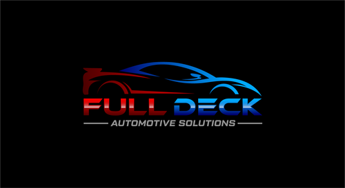 Full Deck Automotive Solutions A Logo, Monogram, or Icon  Draft # 73 by Samdesigns