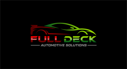 Full Deck Automotive Solutions A Logo, Monogram, or Icon  Draft # 74 by Samdesigns